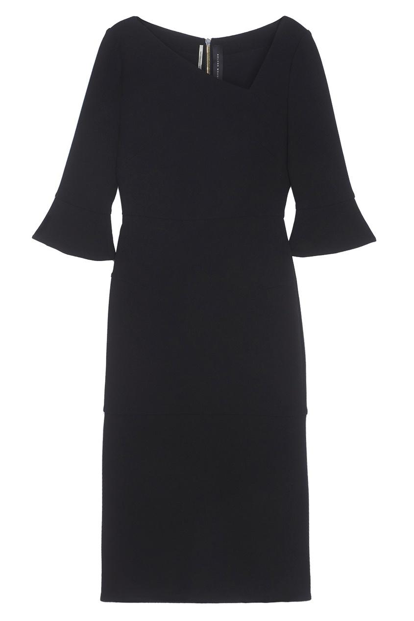 Шерстяное платье Dagnall