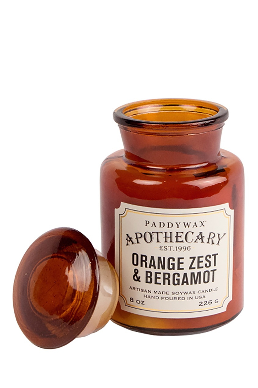 Paddy Wax Ароматическая свеча Orange Zest & Bergamot, 227гр
