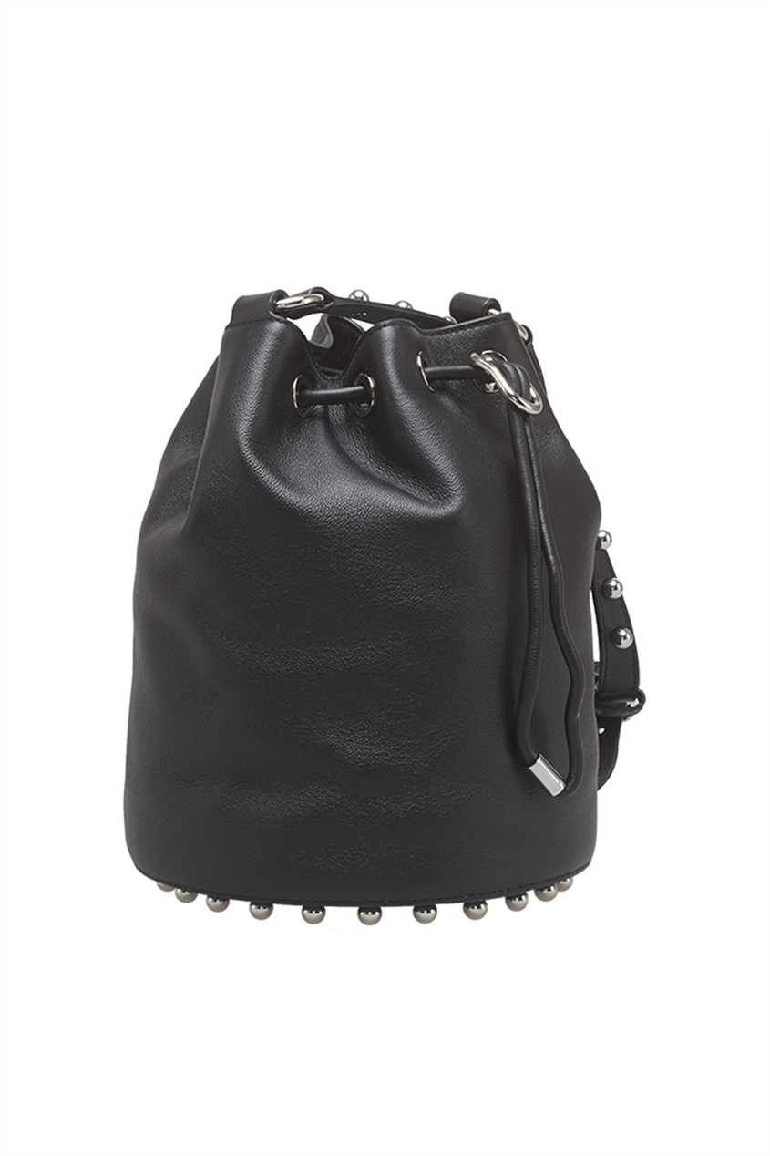 Кожаная сумка Alpha Soft Bucket