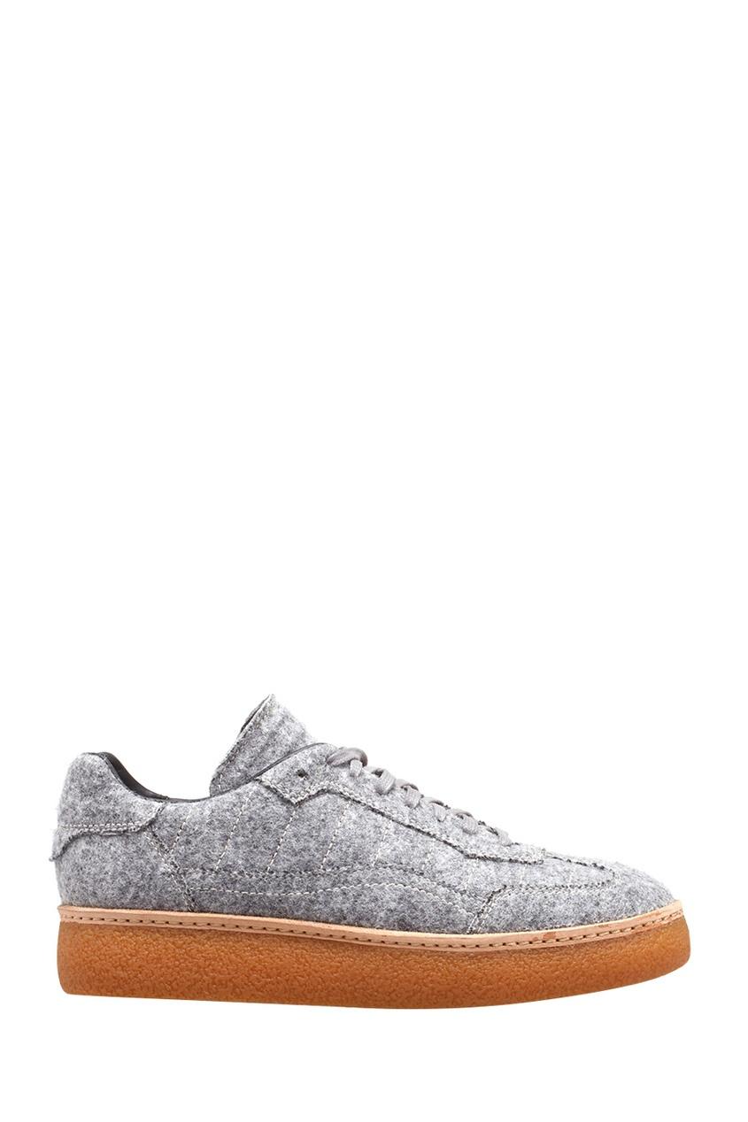 Шерстяные кроссовки Eden Low Sneakers