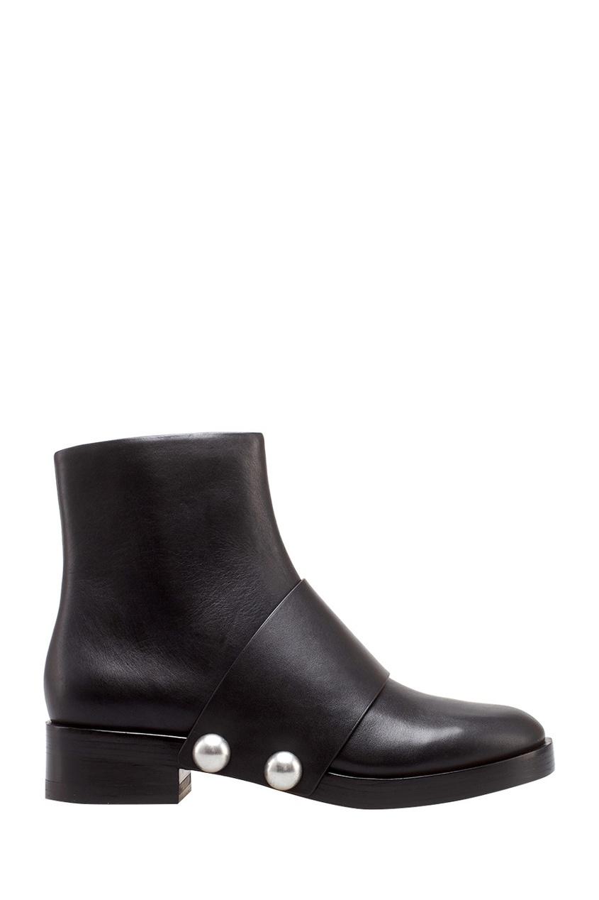 Кожаные ботинки Hanne