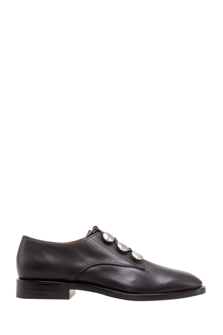 Кожаные ботинки Matilda