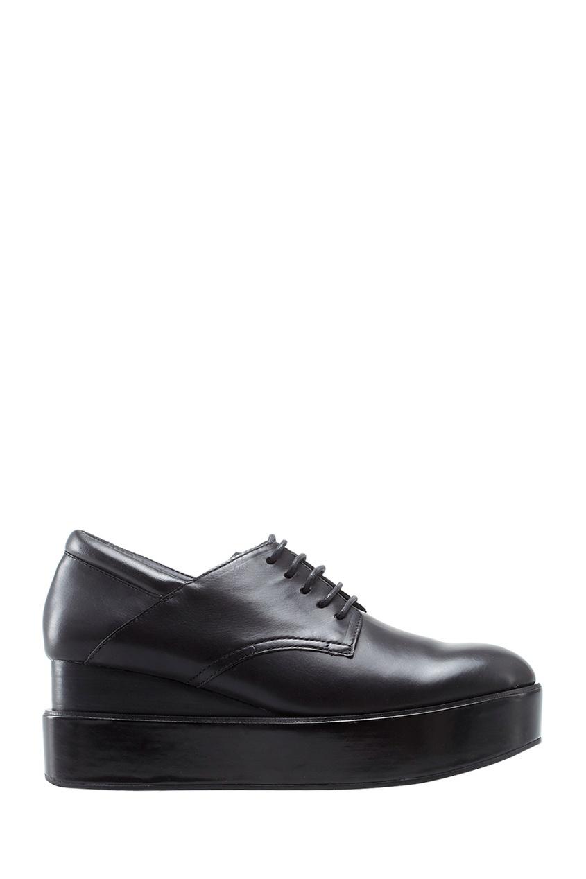 ботинки ash, черные