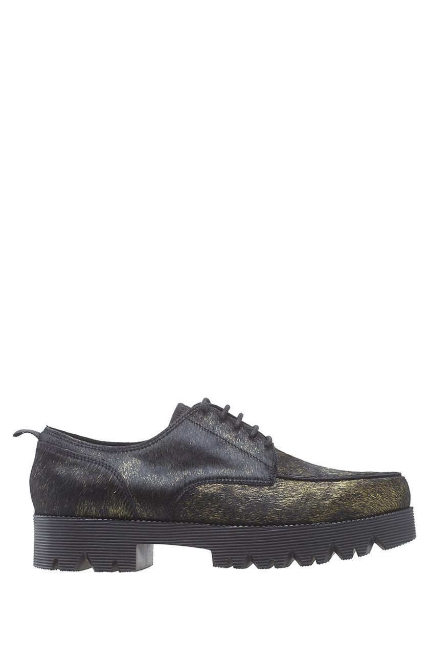 Кожаные ботинки Newton