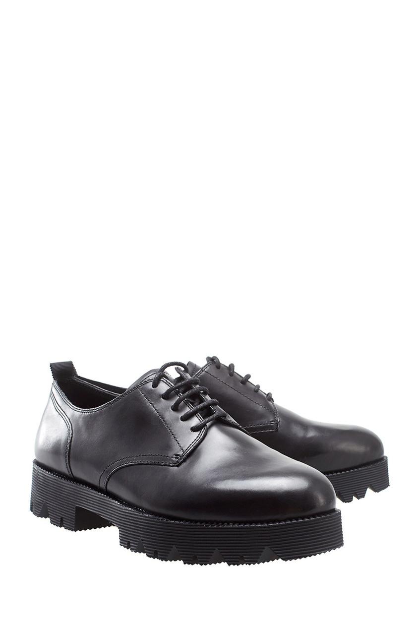 Кожаные ботинки Nox