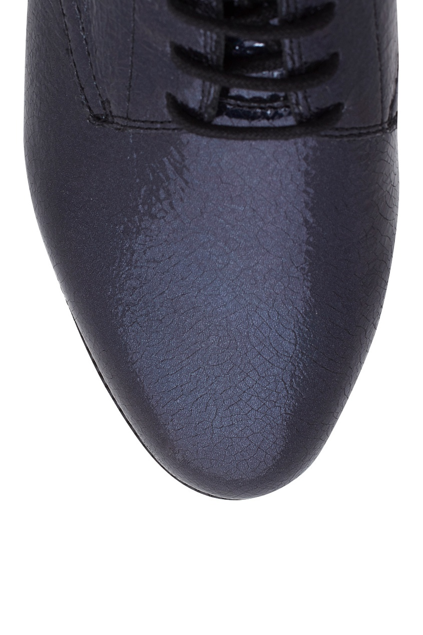 Ботинки из лакированный кожи Nox
