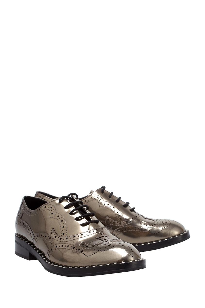 Кожаные ботинки Wing