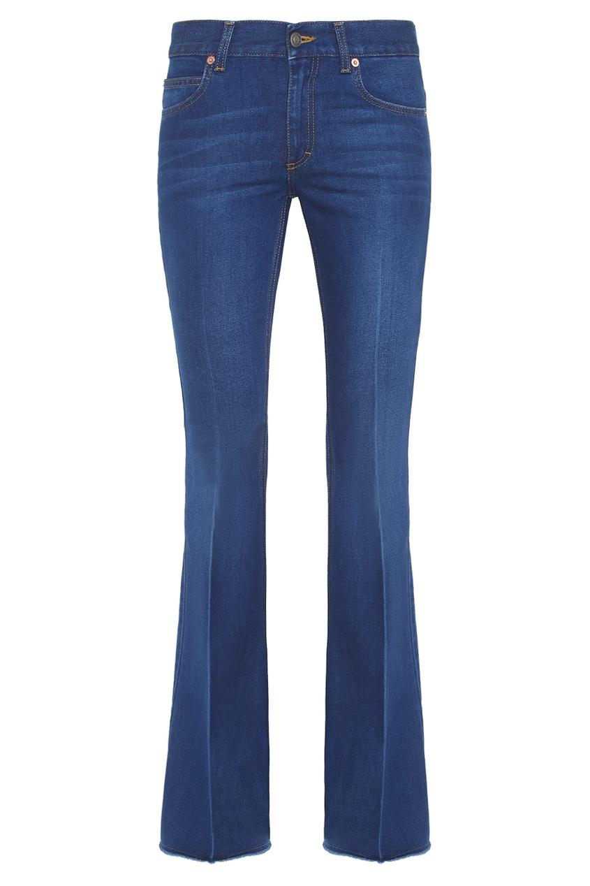 Gucci Расклешенные джинсы джинсы расклешенные
