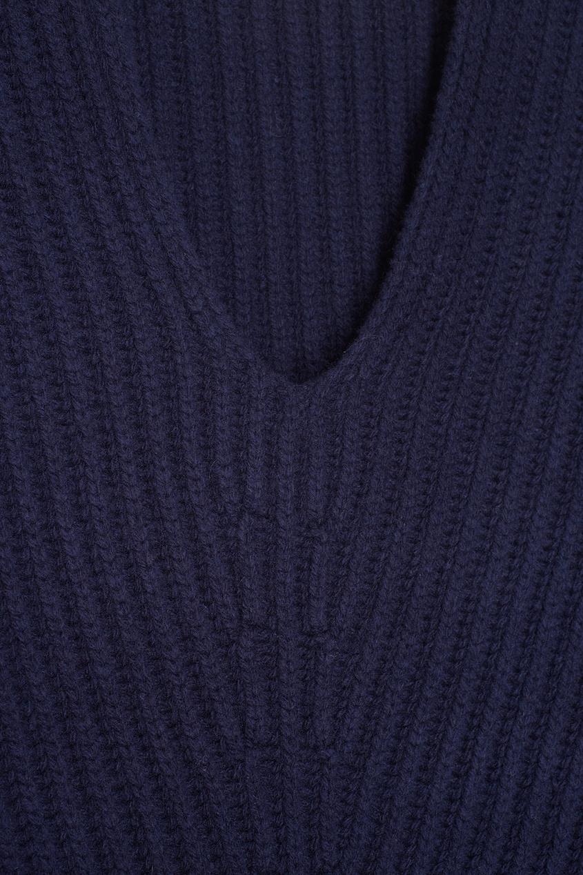 Шерстяной пуловер Deborah