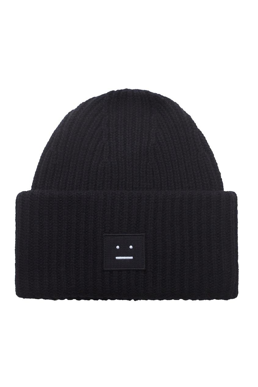 Шерстяная шапка Pansy