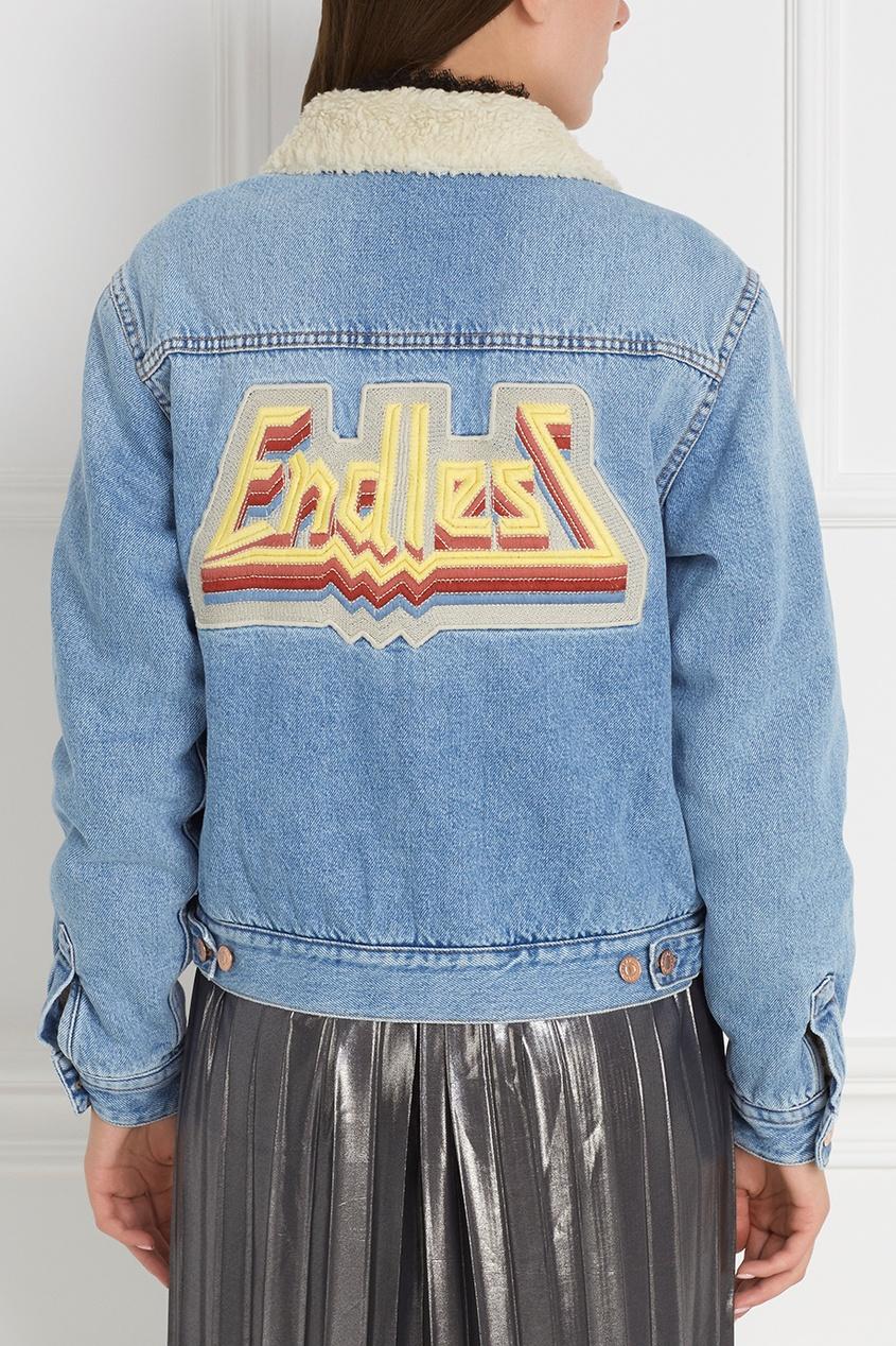 Куртка из денима Camden