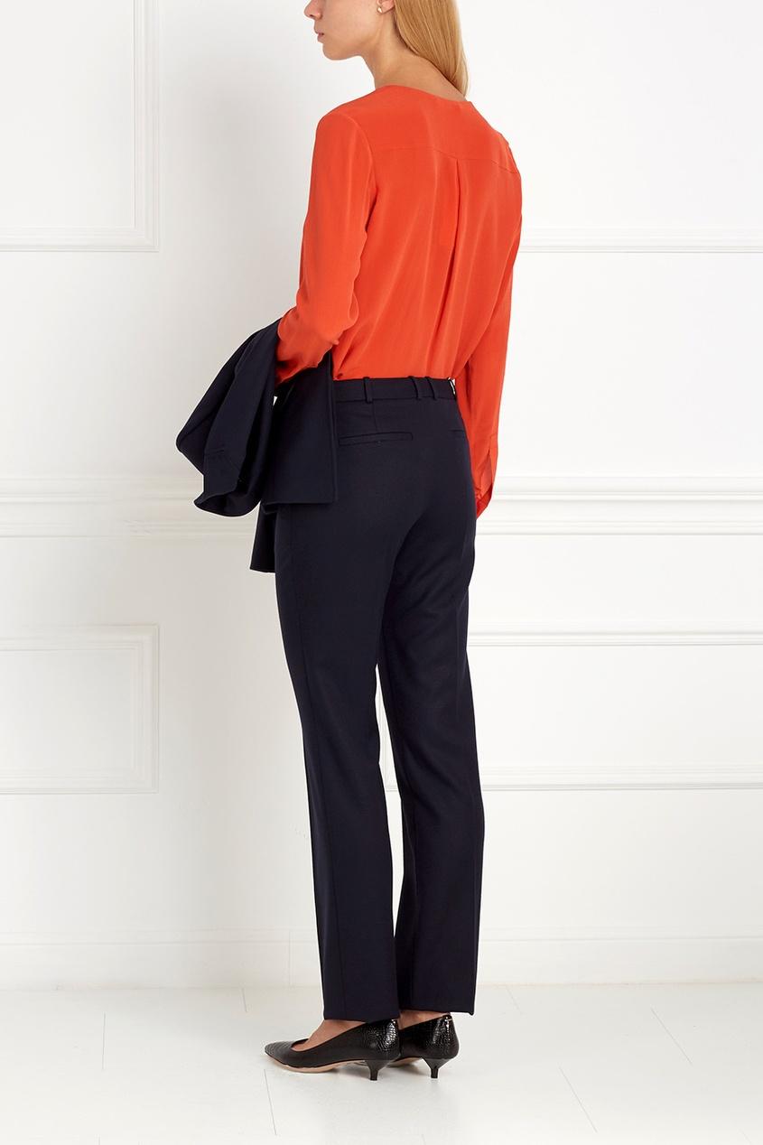 BOSS Шерстяные брюки Tamea