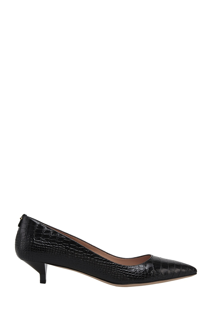 Туфли из крокодиловой кожи Lady Jane