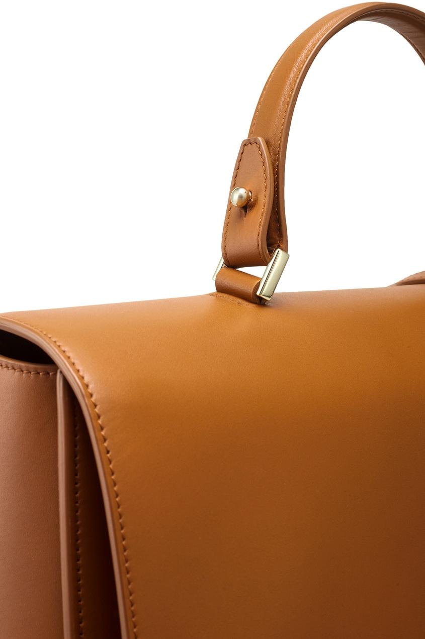 BOSS Кожаная сумка Bespoke