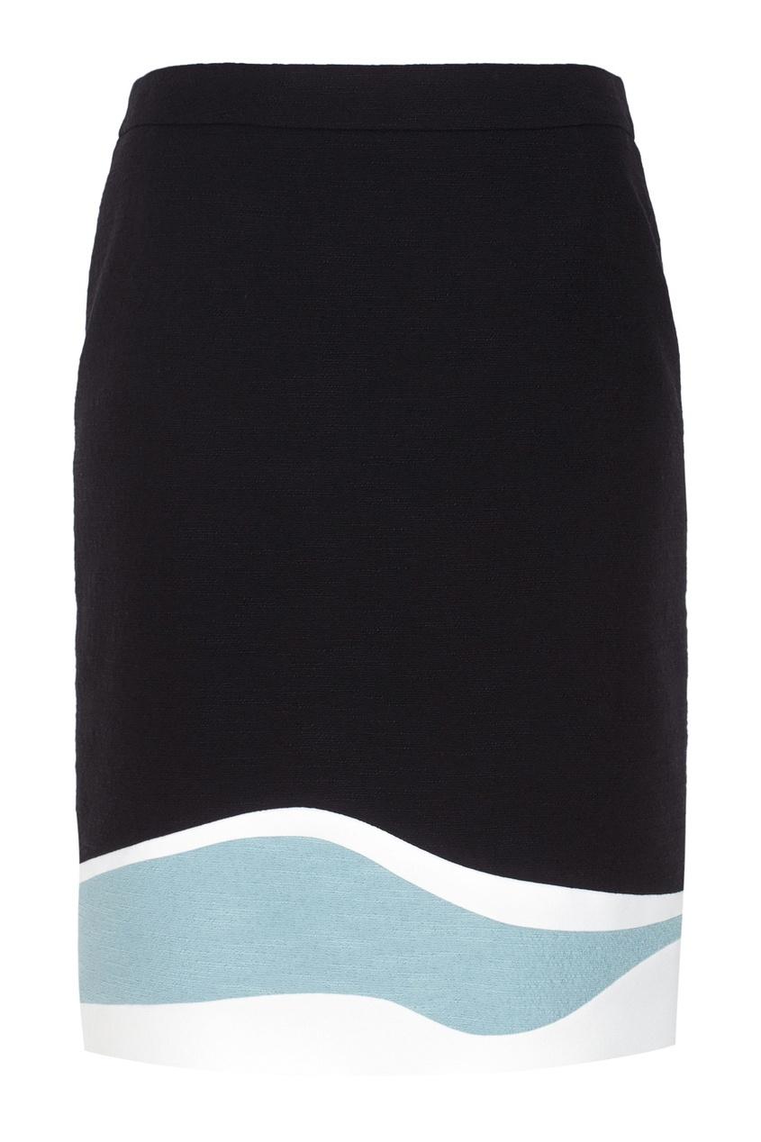 Шерстяная юбка Vidina