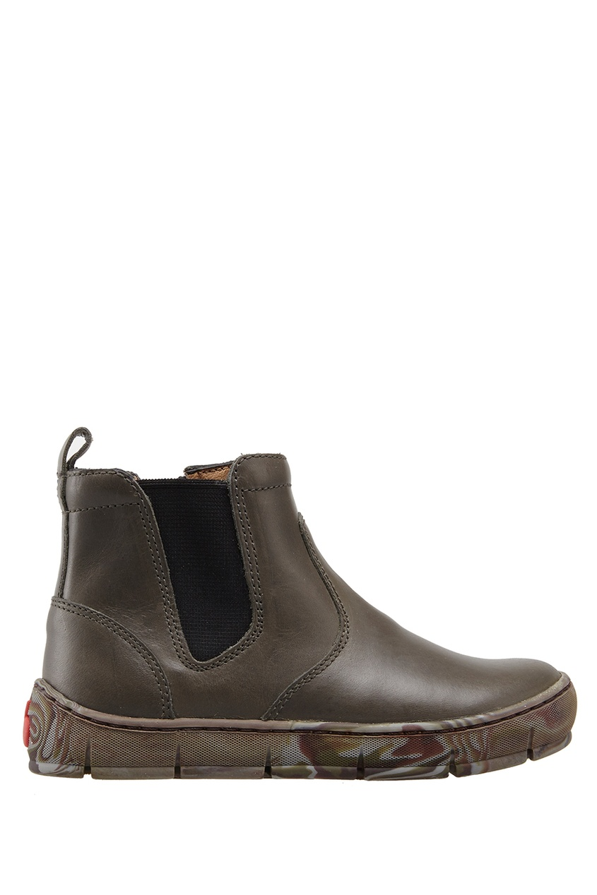 Кожаные ботинки Start Boots Jodzip