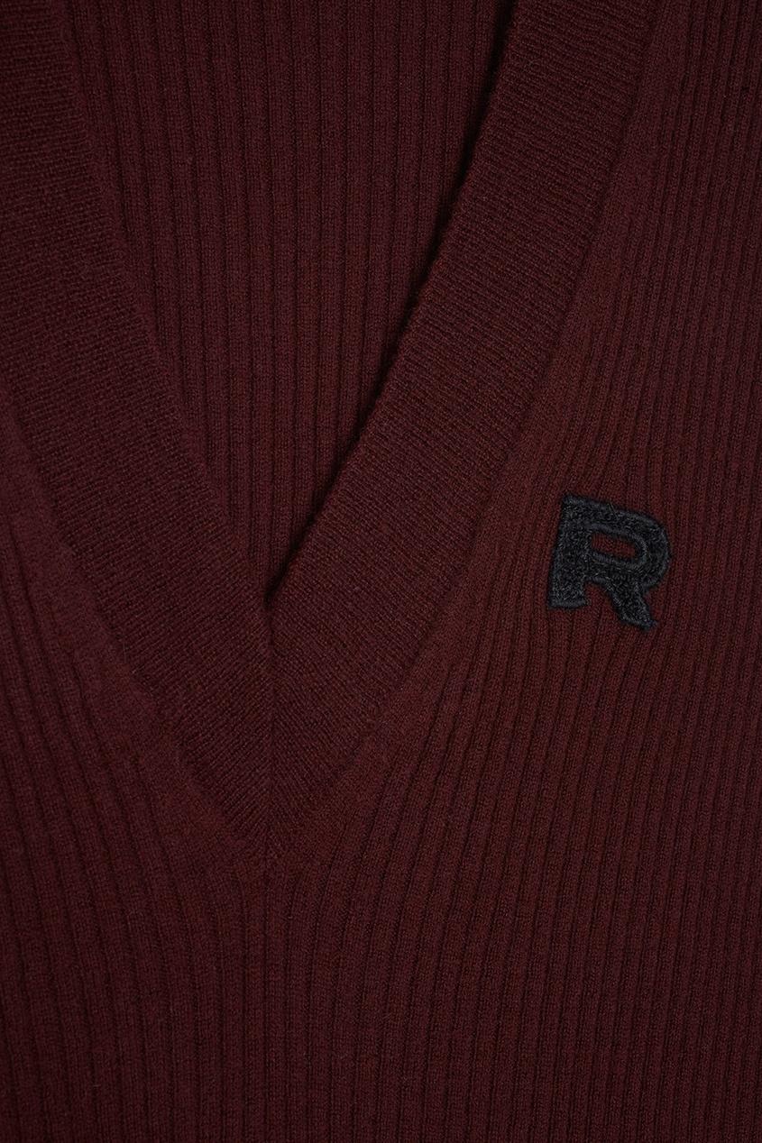 Rochas Пуловер из шерсти и кашемира