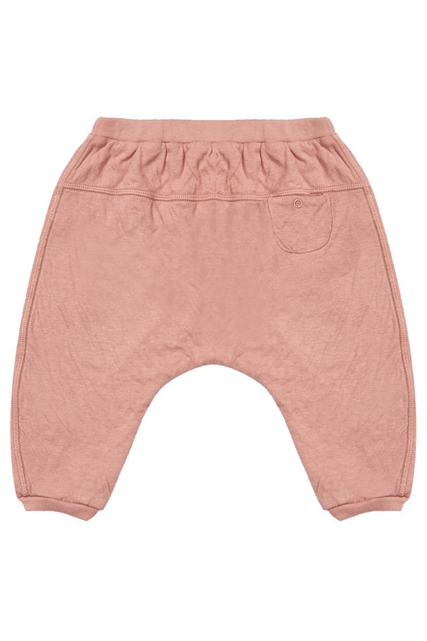 Хлопковые брюки Pyrope Baby