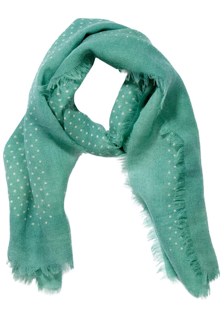 Шерстяной шарф Spotty
