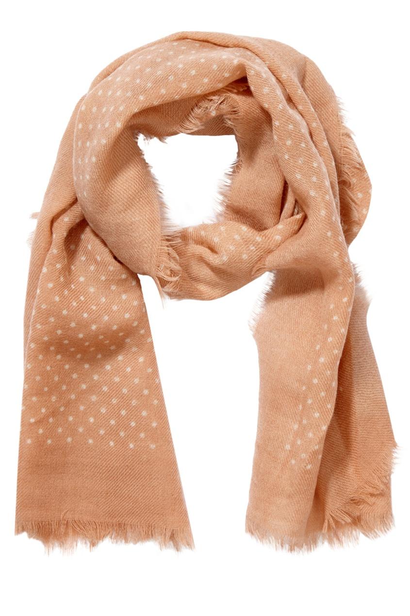 Caramel Baby&Child Шерстяной шарф Spotty
