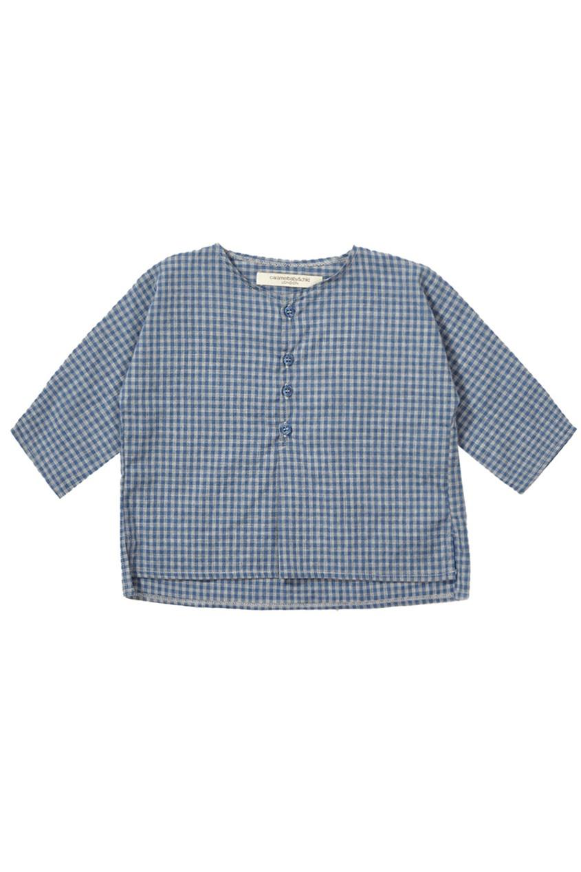 Хлопковая рубашка Grossular Baby