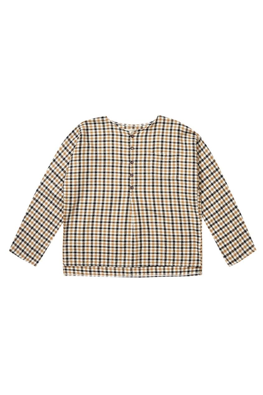 Хлопковая рубашка Grossular