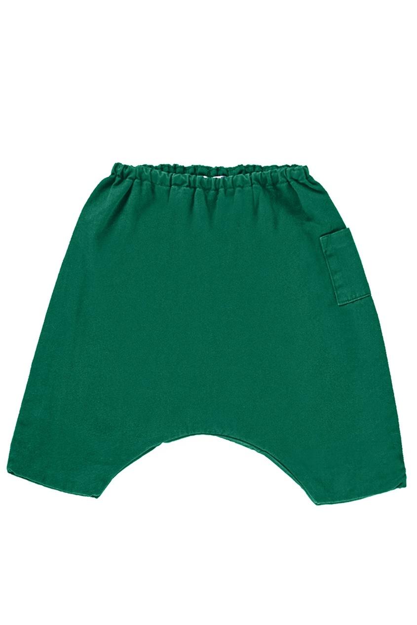 Хлопковые брюки Howlite Baby