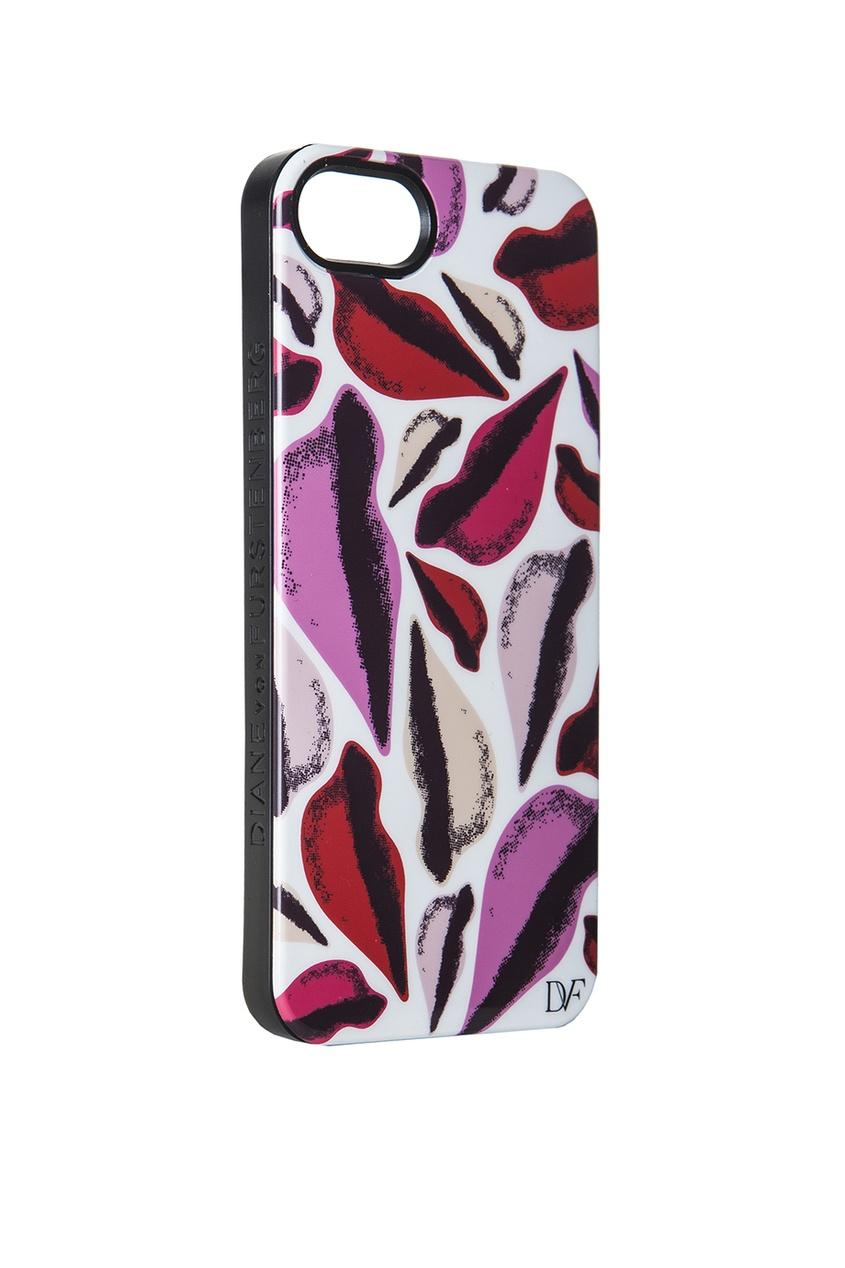Чехол для iPhone 5 New Lips