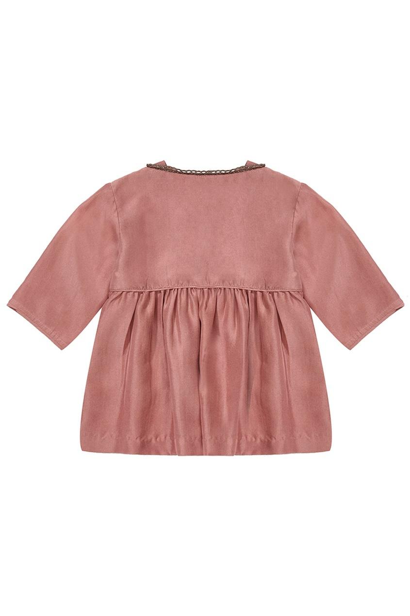 Шелковое платье Diorite Baby
