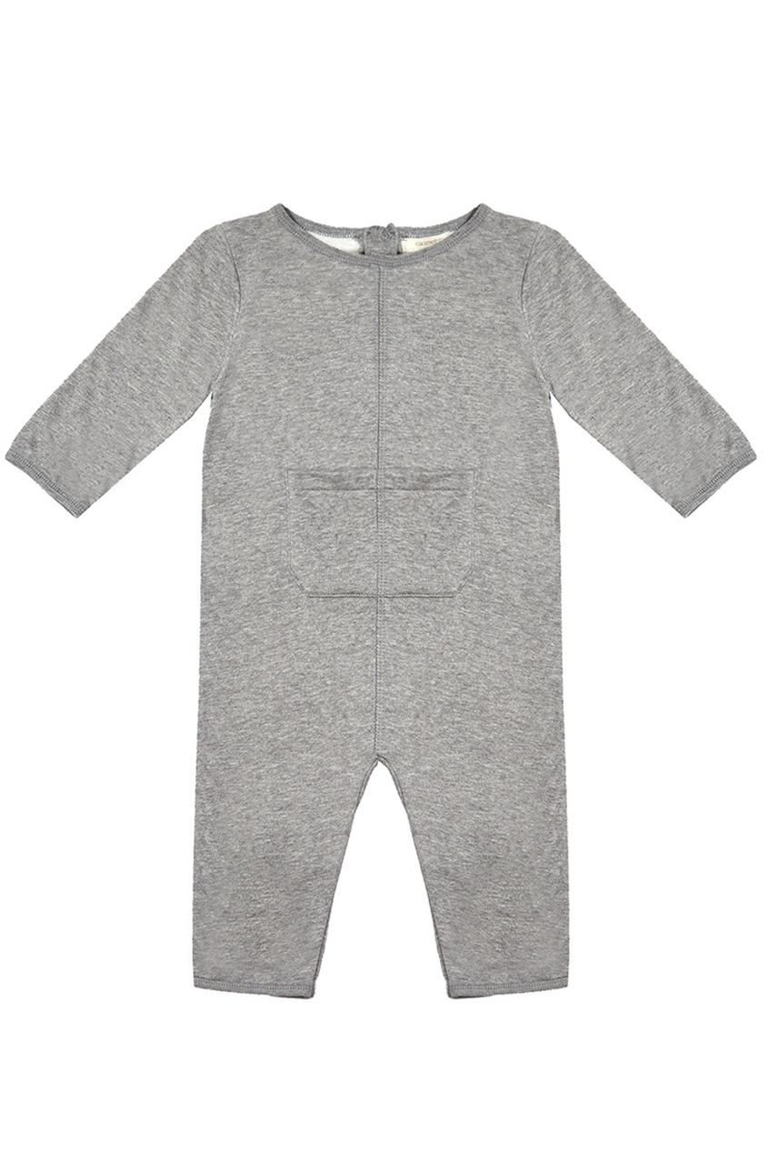 Хлопковый комбинезон Jasper Baby