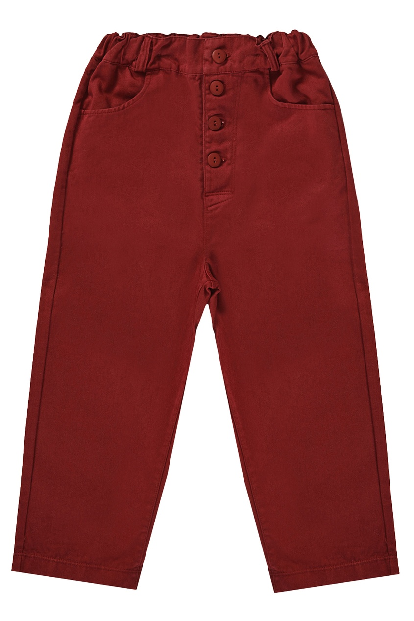 Хлопковые брюки Howlite