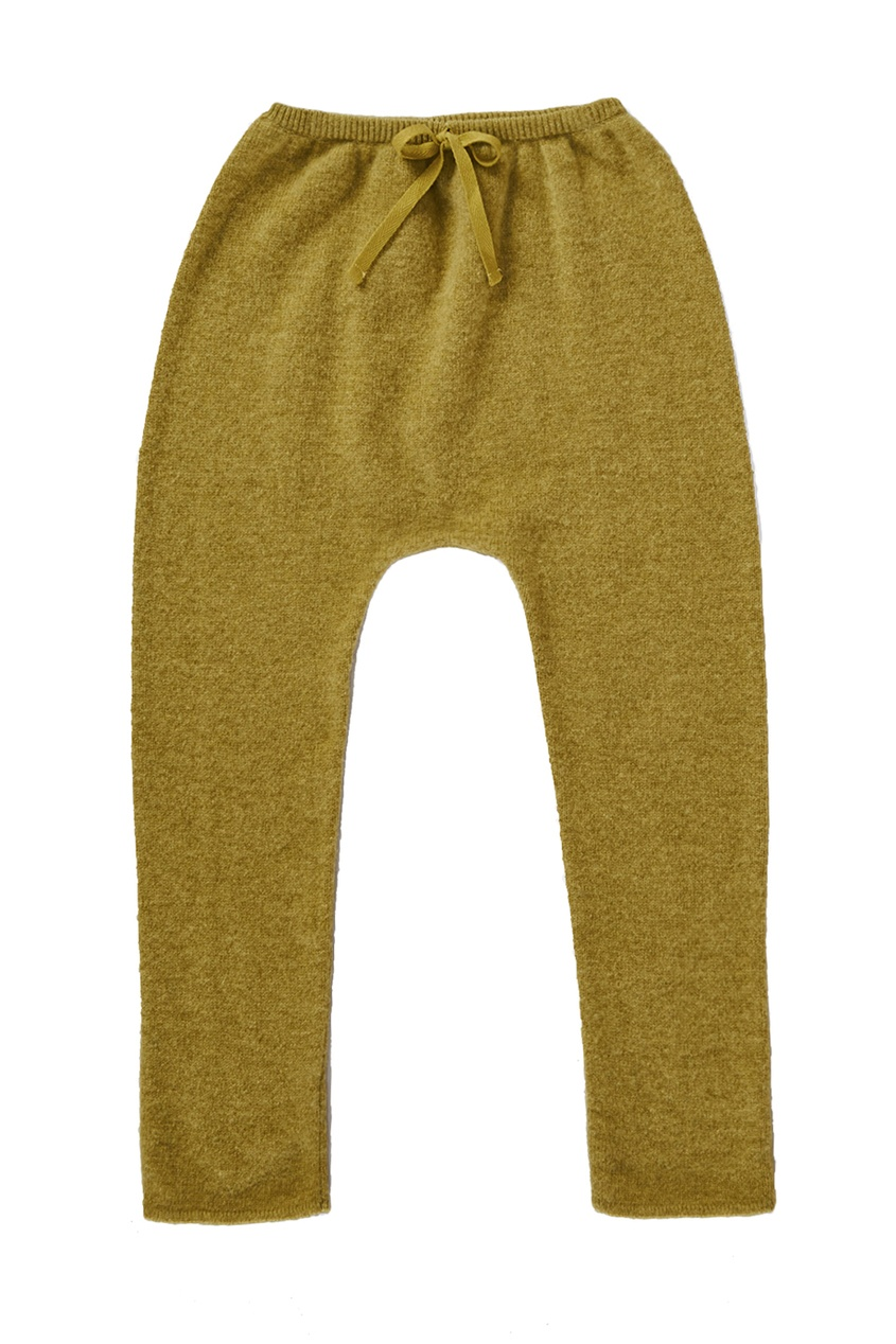 Шерстяные брюки Basanite