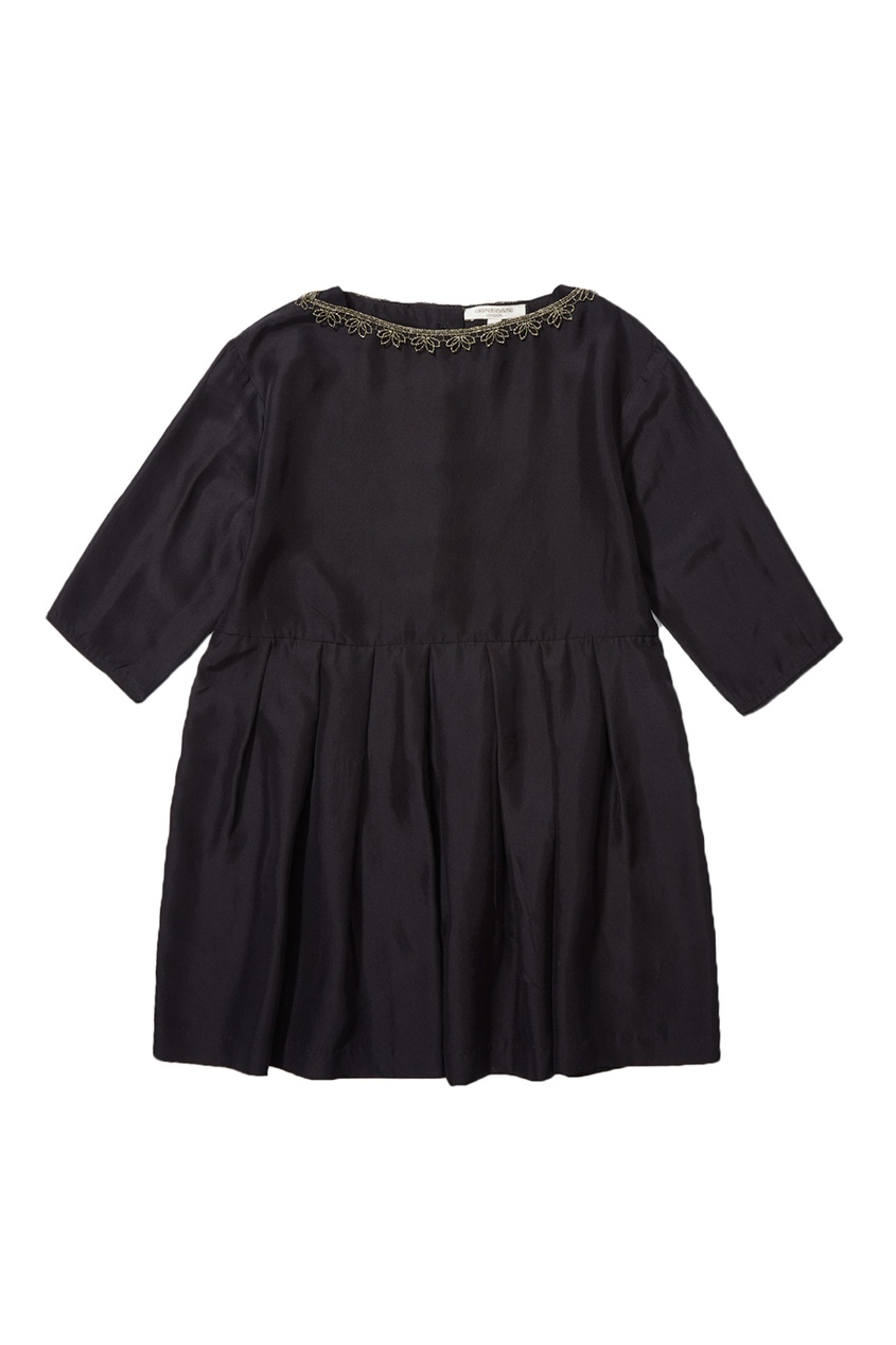 Шелковое платье Diorite