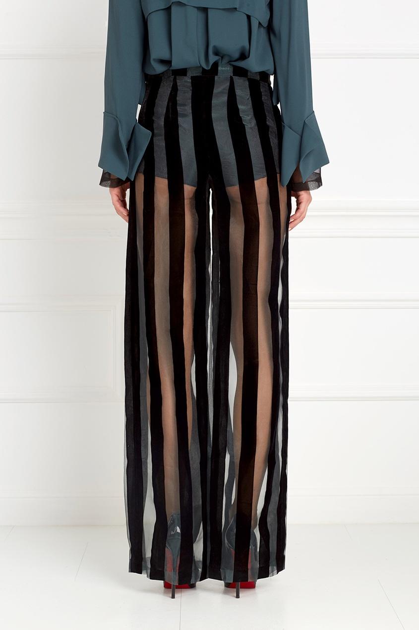 Полупрозрачные брюки Eloshi