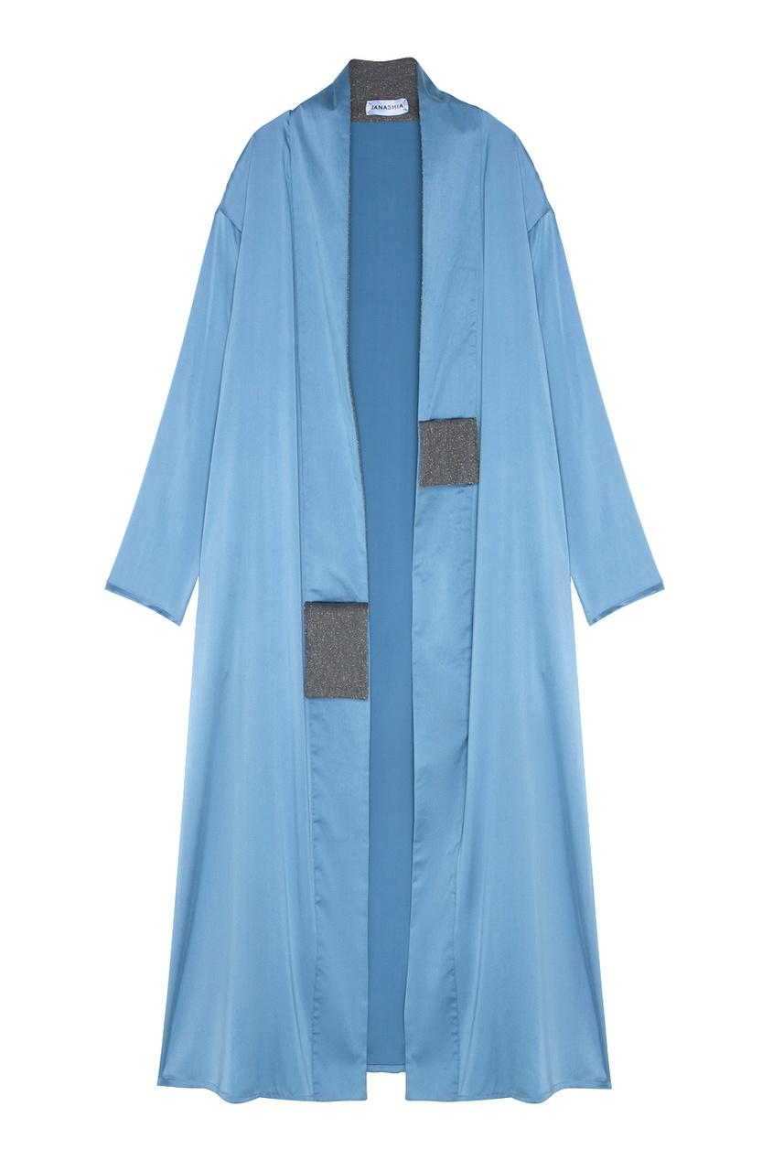 Шелковое пальто Janashia