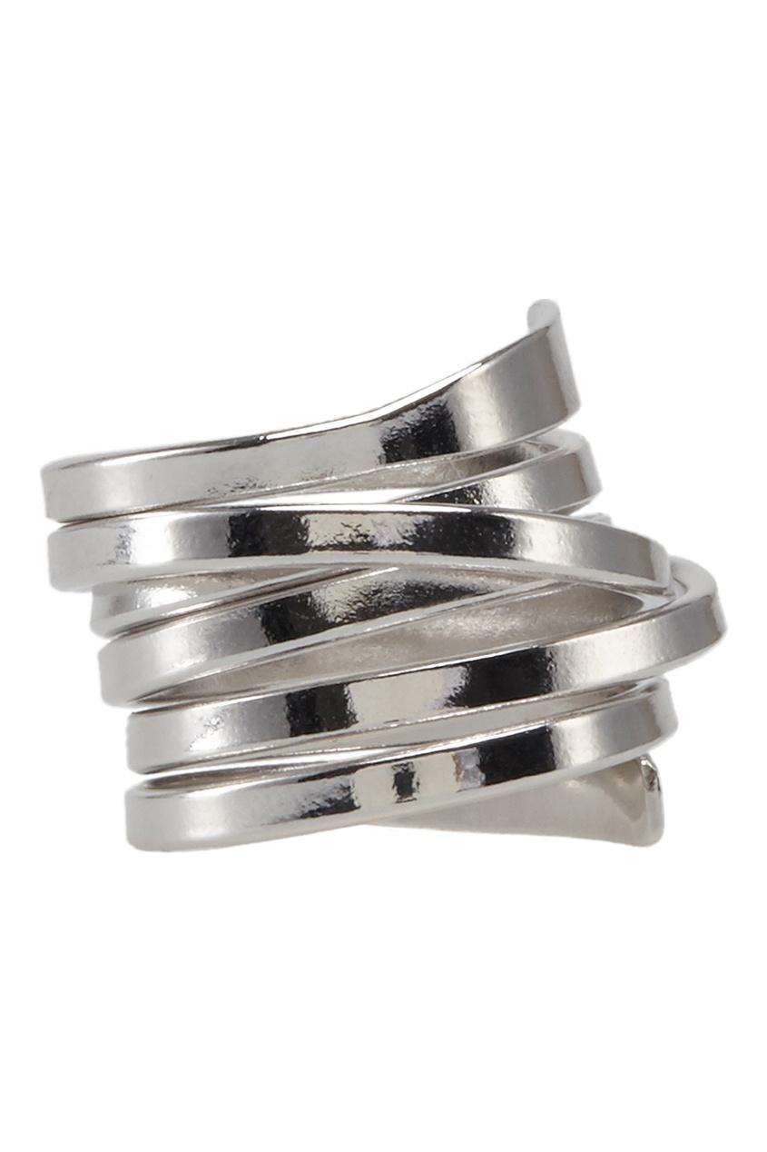 Фото 3 - Кольцо от Lisa Smith серебрянного цвета