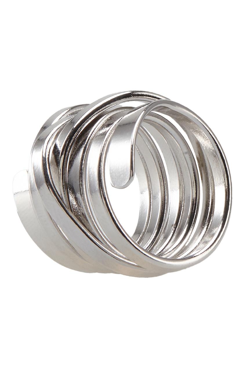 Фото 4 - Кольцо от Lisa Smith серебрянного цвета