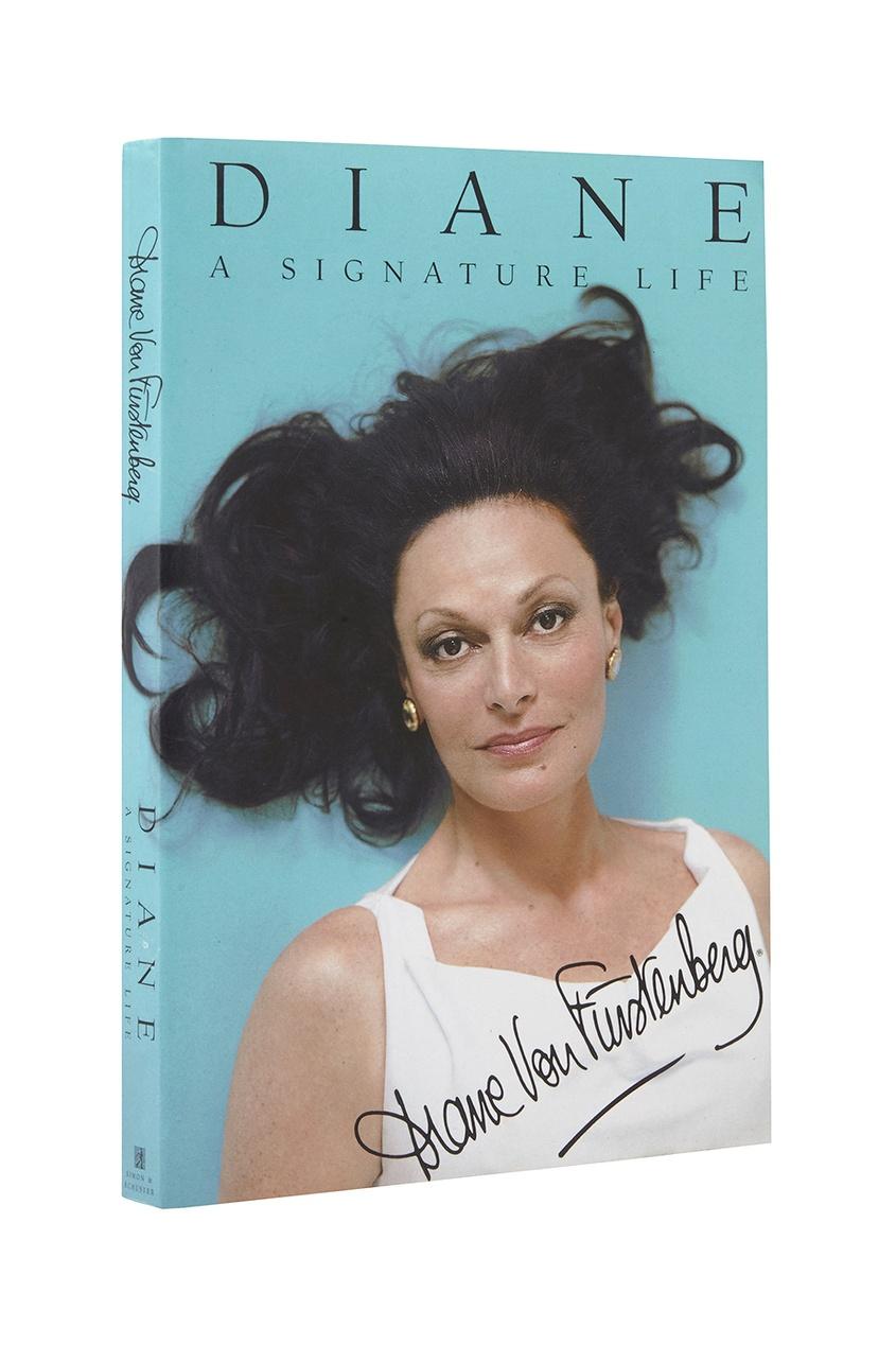Диана Фон Фюрстенберг. A signature life