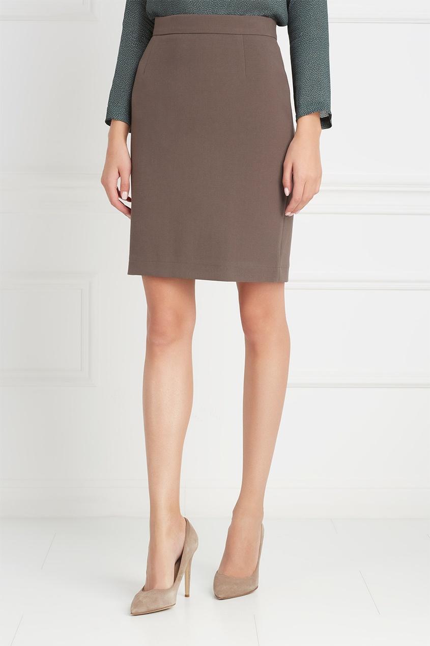 Pallari Однотонная юбка