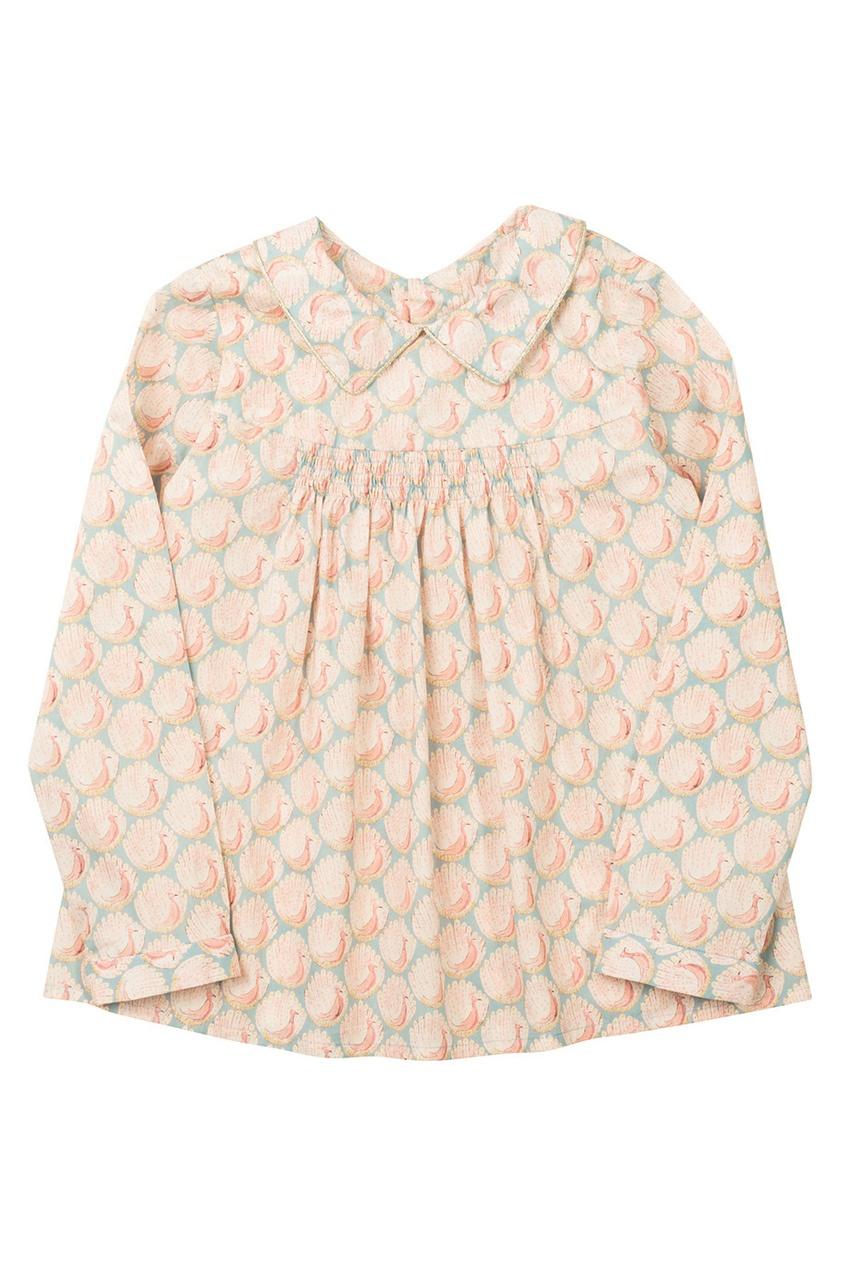 Блузка с принтом Domi