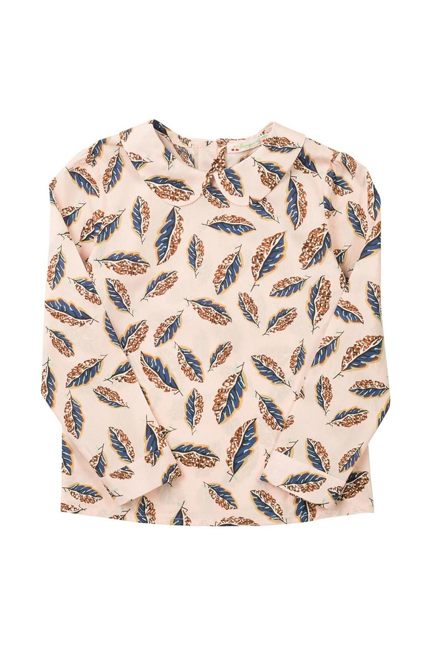 Блузка с принтом Delice