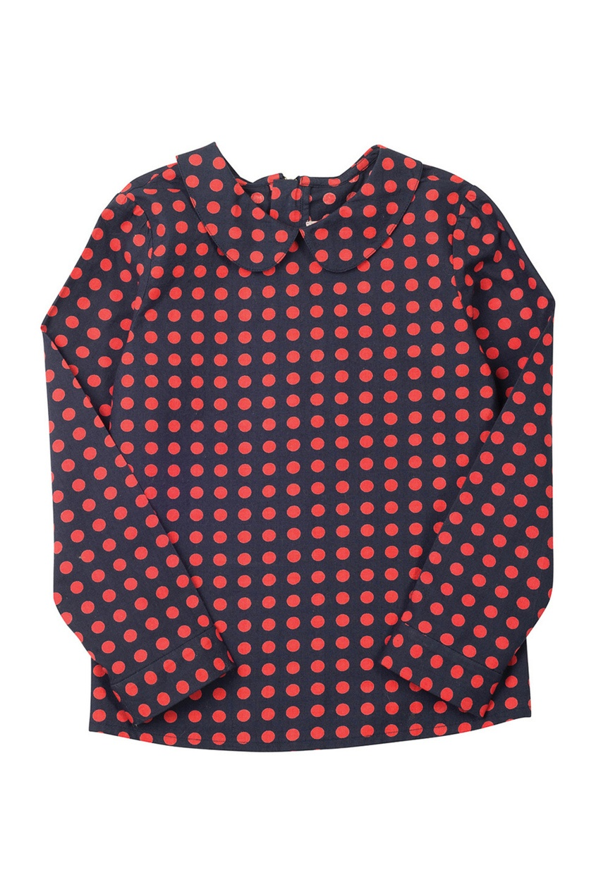 Блузка в горох Delice