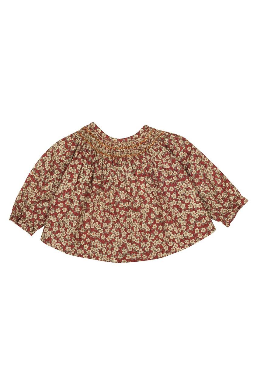 Блузка с принтом Griotte