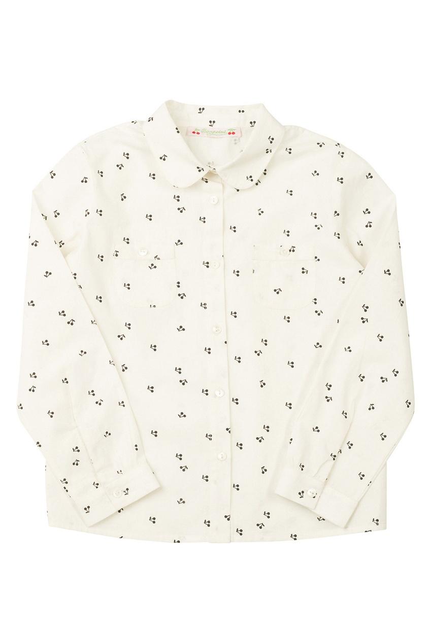 Блузка с принтом Dots