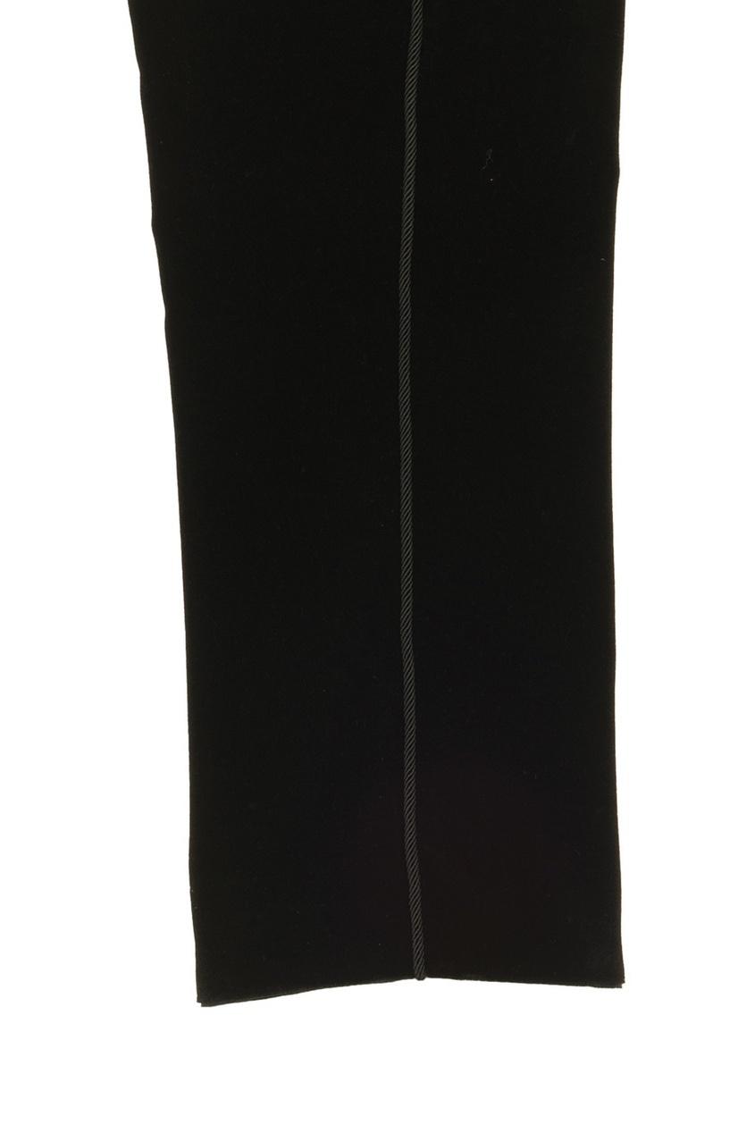 Фото 3 - Однотонные брюки Bea от Bonpoint черного цвета