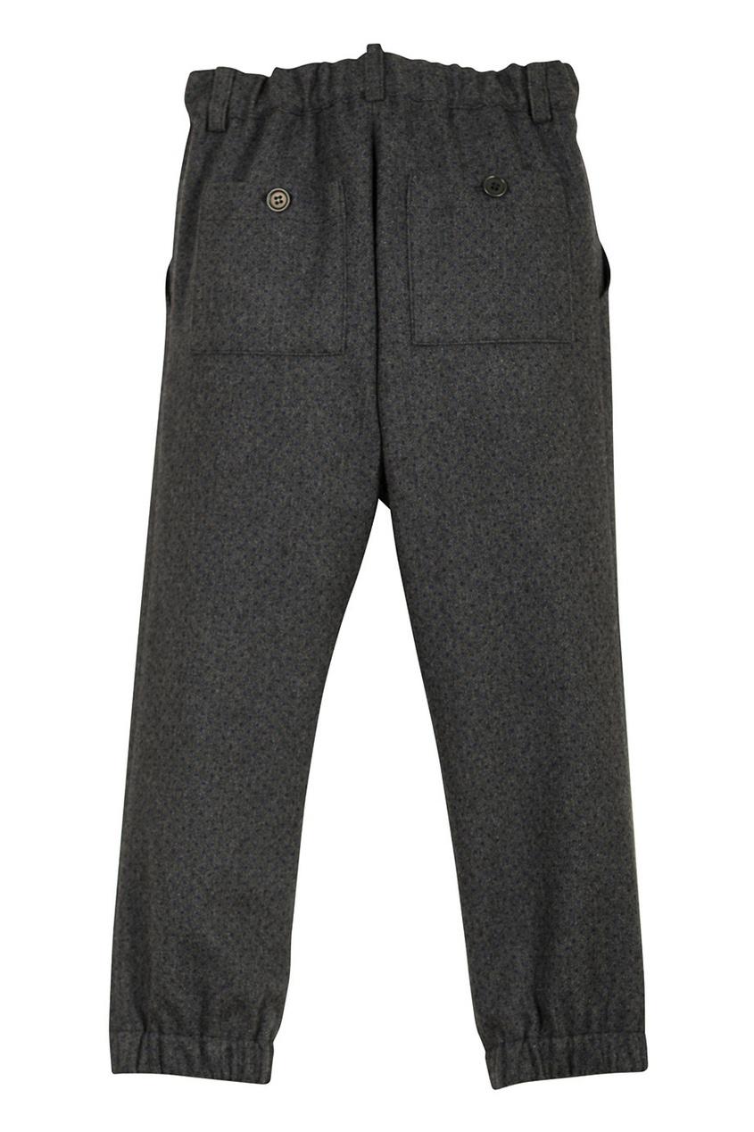 Однотонные брюки Digital от AIZEL