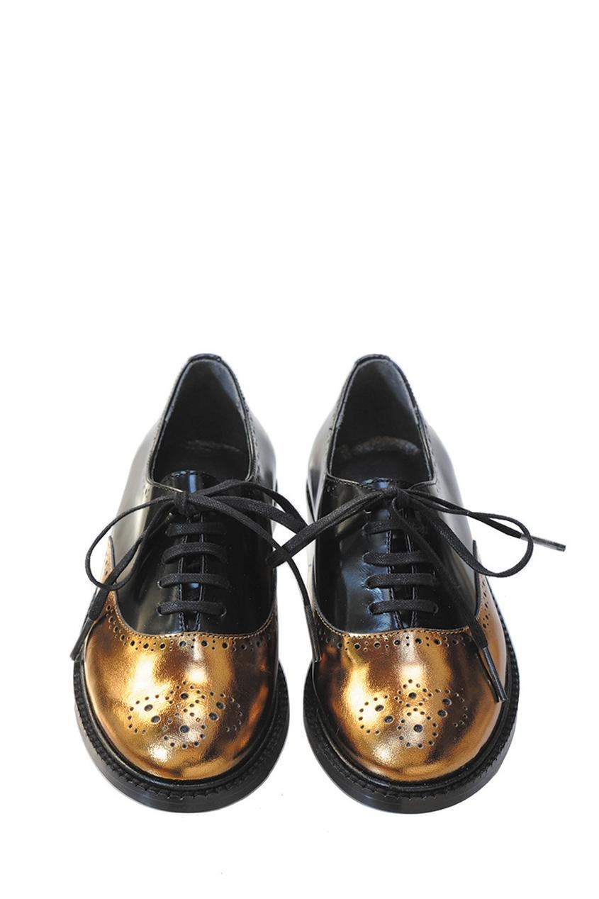 Кожаные ботинки Chrissy