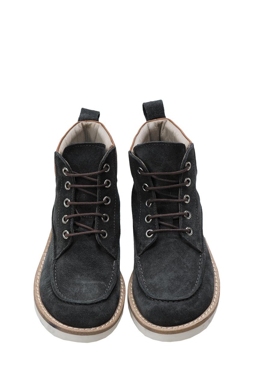 Замшевые ботинки Hans