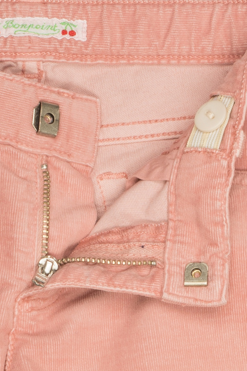 Фото 2 - Джинсы Sienna от Bonpoint розового цвета