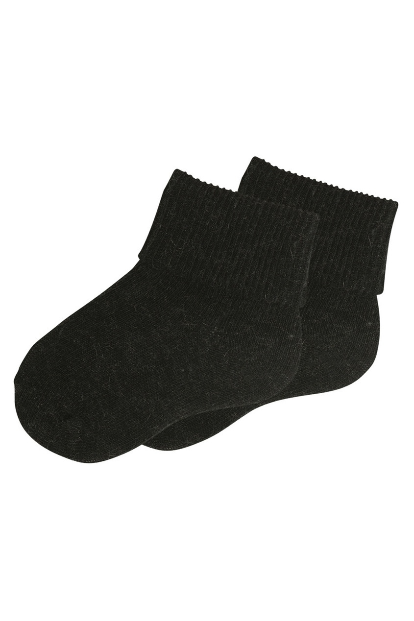носки bonpoint, серые